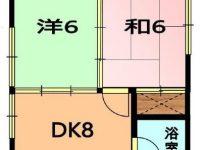 アパートマンション 3階 間取り図